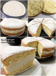 Kolay Alman Pastası Tarifi recipes recipes chicken recipes chicken recipes Source by elifhalilolu German Cakes Recipes, Easy Cake Recipes, Orange Chiffon Cake, Cream Cheese Buttercream Frosting, Turkish Recipes, French Recipes, Cake Cookies, Chocolate Cake, Cheesecake