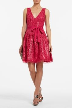 BCBGMAXAZRIA - Katarina Sequined Dress - $348.00
