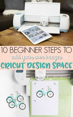 Learn How to Add Your Own Images to Cricut Design Space with this Circut Tutorial on Frugal Coupon Living. Also easy monogram directions.