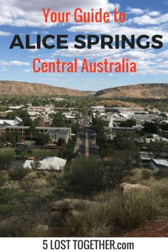 Guide to Alice Springs, Central Australia - the best things to do in Alice Springs including where to stay, where to eat and the best attractions in the northern territory's largest town. Outback Australia, Visit Australia, Australia Travel, Western Australia, Travel With Kids, Family Travel, Stuff To Do, Things To Do, Alice Springs
