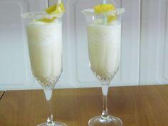 Sorbete de limón al cava, Receta para Willyviajera - Petitchef
