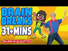 Brain Breaks ♫ Action Songs and Dance Songs for Children Playlist ♫ Move and Freeze ♫ Kids Songs - YouTube