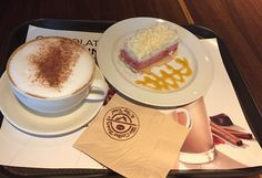 Afternoon tea #coffee
