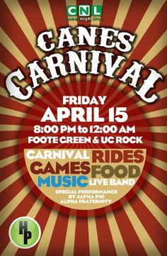 carnival posters template - Google Search | **Design** | Pinterest ...
