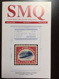 SMQ Stamp Market Quarterly Guide Book PSE Graded Stamps Vol 8 No.3 Summer 2009