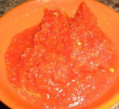 Bulharská pasta / Bulgarian pasta Pasta, Caviar, Cantaloupe, Dips, Meat, Fruit, Cooking, Ethnic Recipes, Bulgarian