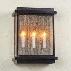 Urban Brownstone Outdoor Light $139 http://www.shadesoflight.com/urban-brownstone-outdoor-light.html