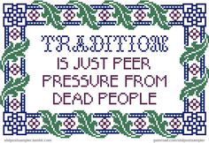 The Real Truth About Reiki Cross Stitching, Cross Stitch Embroidery, Counted Cross Stitch Patterns, Embroidery Patterns, Hand Embroidery, Grafik Design, Funny Signs, Wise Words, Haha
