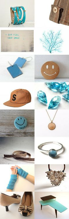 I can feel your smile... by mélanie gibault on Etsy--Pinned with TreasuryPin.com