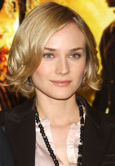 Love this bob on Diane Kruger in 2004.
