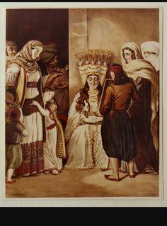 A Byzantine wending!!!