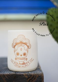 """Las Divinas"" porcelain 100% handmade in Barcelona. By Anne Decis & Blowawish blowawish.com Barcelona, Porcelain, Mugs, Tableware, Handmade, Porcelain Ceramics, Dinnerware, Hand Made, Tumblers"