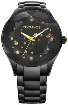 Relógio Technos Feminino Elegance 2039au 1p 9291bf47de