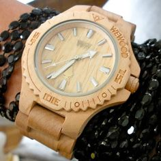 WeWood - Watches crafted from reclaimed planks