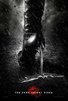 I am super excited for cat woman to be in the latest batman movie. And this poster makes me even more excited....