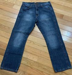 3fb11dba Mens Wrangler Jeans 34/30 Great Condition! #fashion #clothing #shoes #