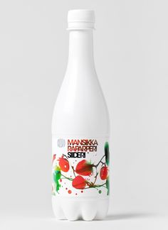 Olvi Cider designed by Bond