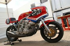 Honda CBX endurance