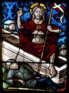 Christus resurrexit : très sainte fête de Pâques à tous.
