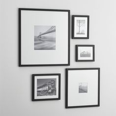 Display your photos in style with picture frames  from Crate and Barrel. Browse a variety of frames including black, white, metal and glass.