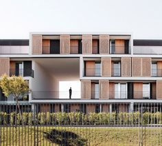 Milanofiori Residential Complex by OBR Open Building Research | Apartment blocks