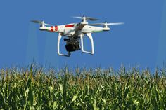 """Last Friday, DJI, the Chinese UAV company, announced the launch of the Agras MG-1, heralding their commercial interest in smart agricultural drones for precision-agriculture and crop-management. """"The launch of DJI's agricultural drone displays our unmatched…"""