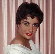 Glorious Queens Elizabeth Taylor Hollywood Hair Young Elizabeth Taylor