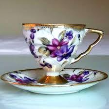 Resultado de imagen para 19th Century Nippon teacup & saucer