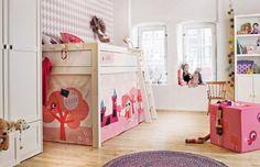 Bezpečný byt: pečlivě střežené dítě