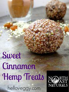 Sweet Cinnamon Hemp Treats