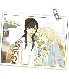 Manga Tamen De Gushi - Chapter 164 - Page 3 Anime Girlxgirl, Fanarts Anime, Anime Characters, Anime Art, Manga Yuri, Yuri Anime, Anime Love Couple, Manga Couple, Anime Cosplay