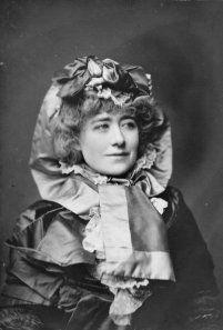 19th century actress Ellen Terry