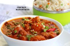 A simple recipe of chicken manchurian
