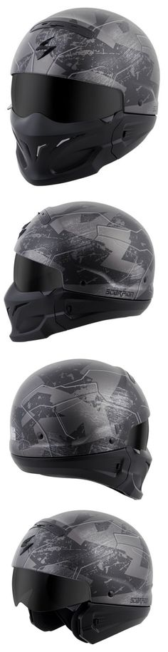 Scorpion Covert Ratnik Phantom Motorcycle Helmets