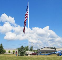 flag pole usa