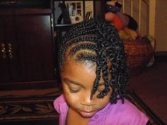 Children are really cute and charming, they need a hairstyles that truly wonderful for them. For the little black girl hairstyles will be more funny if given a bob haircuts for black girl. If your ...