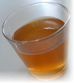 boisson isotonique maison