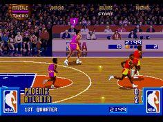 NBA Jam - SEGA