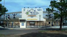 Textile Façade Cladding / Graphics, Wesley Barrow Stadium, New Orleans, LA