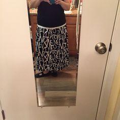 New easy skirt. love
