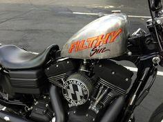 Filthy Sin custom motorcycle