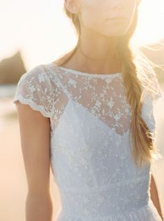 Effortless, Elegant Wedding Dresses from Dreamers and Lovers