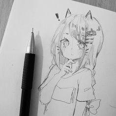 Sketch (๑˘ ˘๑)*.。