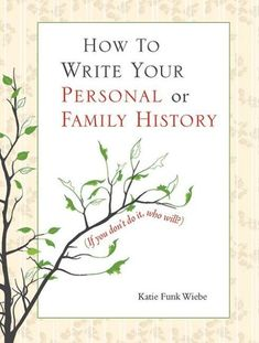 This is a practical—and encouraging—how-to book from a long-time teacher of personal and family...