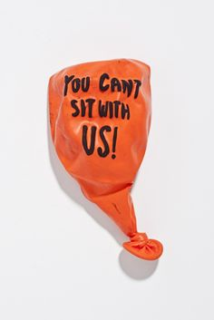 mean girls balloon. i love the idea of giving this to someone, or having it tied to all the chairs at a table :) Daily Inspiration Quotes, Daily Quotes, Mean Girls Party, Psycho Quotes, Watch The World Burn, Psychology Quotes, Mindfulness Quotes, Pretty Little Liars, Inspirational Gifts