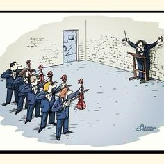 Classical Music Humor @classical_music_humor Some conductors e...Instagram photo | Websta (Webstagram)