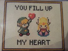 This is a real cross-stitch someone made and is selling on etsy! ^^