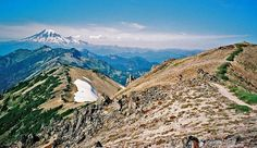 Goat Rocks Wilderness on PCT. hiking here this summer! Oh yes!!