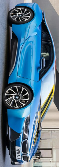 BMW I8 Coupe by Levon