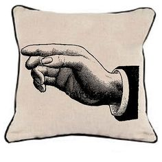 I pinned this Hand Pillow from the Room Service event at Joss and Main! Neutral Pillows, Modern Throw Pillows, Decorative Pillows, Best Pillow, Pillow Talk, Joss And Main, My Dream Home, Home Accessories, Beautiful Homes